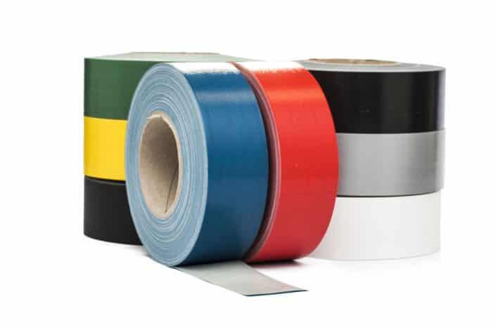 Gewebeband Logo Tape 605 - ein starkes  einseitig klebendes Gewebeklebeband
